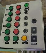Grinding Machine Control System