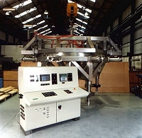 Nuclear Fuel Rod Grinding Machine