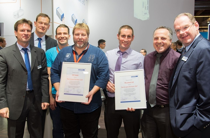 Micromech - UK Partner of the year