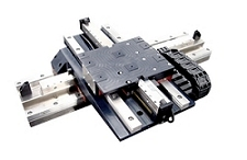 XY-linear motor stages