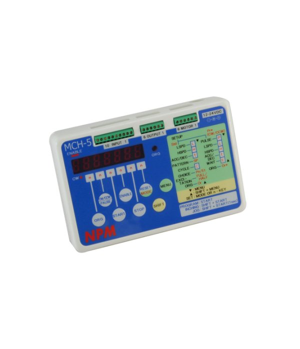 Nippon Pulse -  MCH-5 - Motion Checker Controller
