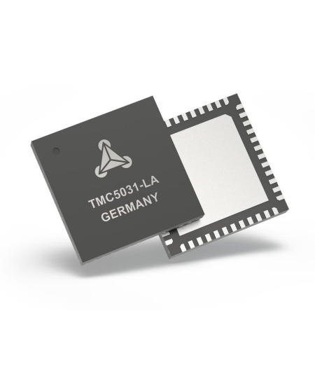 Trinamic - TMC5031-LA - Integrated Motor Driver and Motion Controller